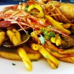 Ogni Venerdì menù di pesce all'Agriturismo La Ramiera