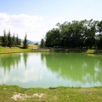 Lago da Pesca. Il paradiso degli sportivi, che non vogliono rinunciare allo spettacolo della Natura